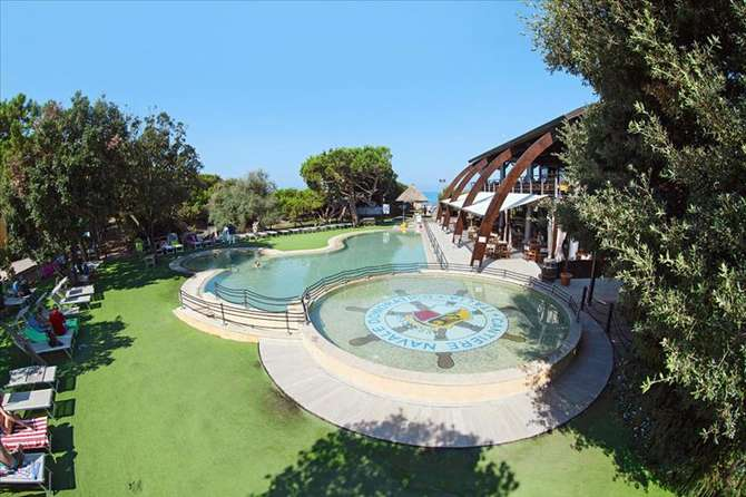 Vakantiepark Canado Club Family Village Donoratico