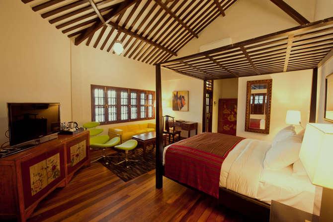Penaga hotel George Town