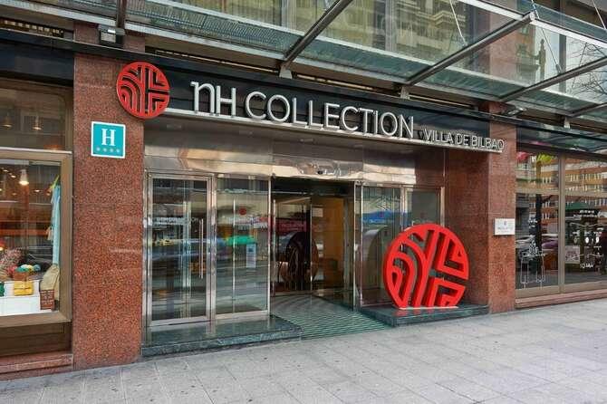 Hotel NH Collection Villa de Bilbao Bilbao