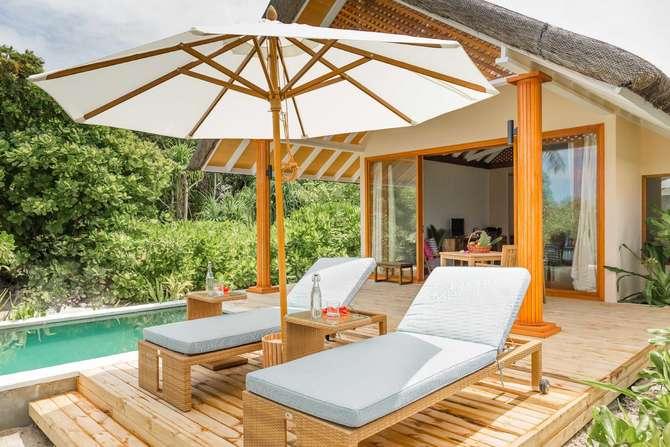 Kudafushi Resort & Spa, 6 dagen