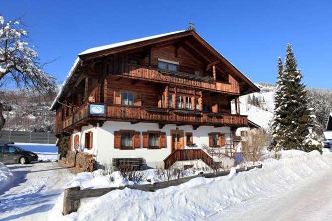 Appartementen Sissy Kirchberg in Tirol