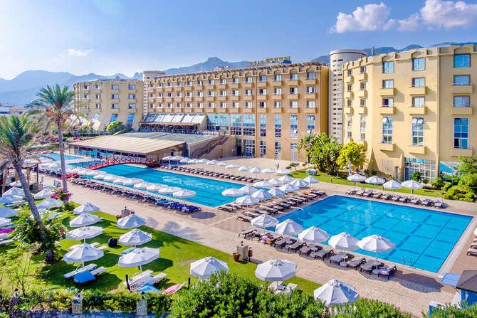 Merit Park Hotel & Casino Kyrenia
