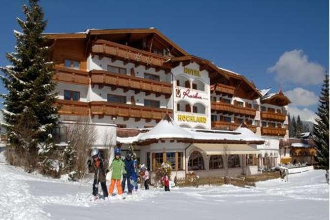 Hotel Residenz Hochland Seefeld in Tirol