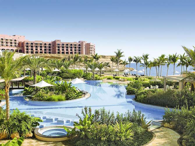 Al Jissah Resort & Spa