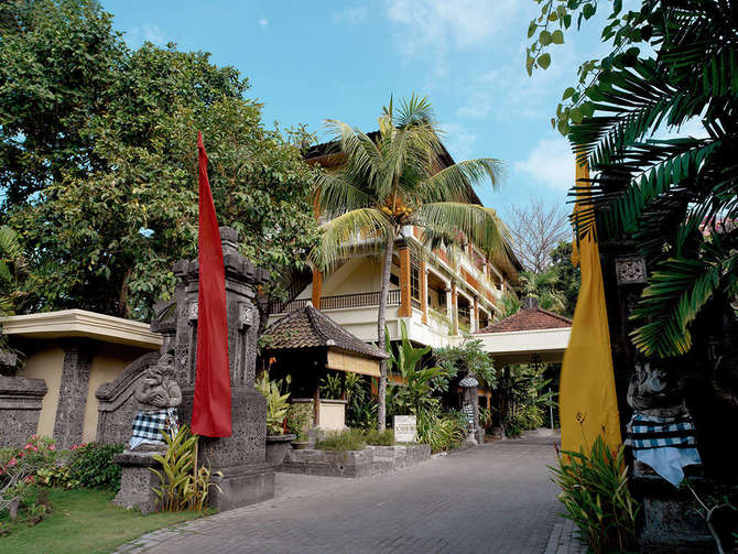 Diwangkara Holiday Villa Beach Resort & Spa Bali Sanur