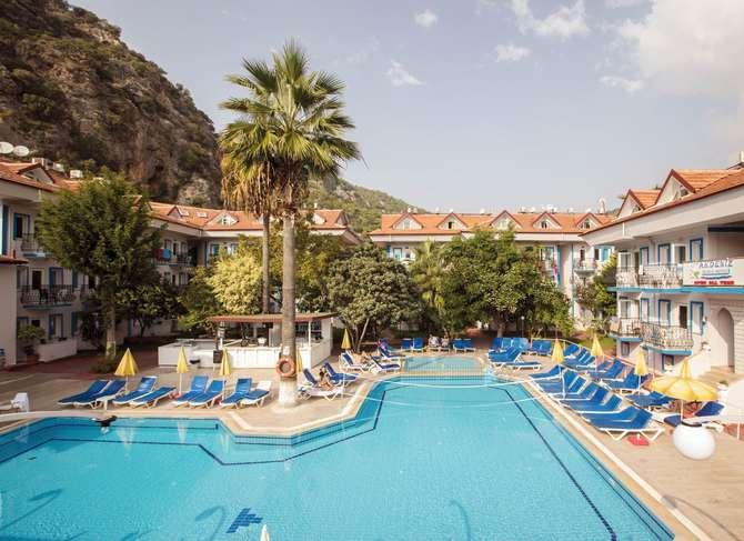 Akdeniz Beach Hotel Ölüdeniz