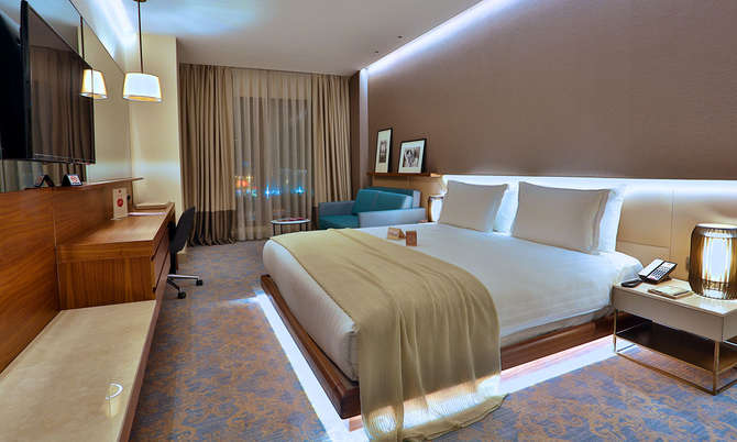 Dosso Dossi Hotels Downtown Istanbul