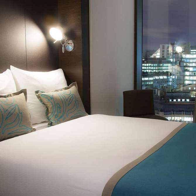 Motel One London Tower-Hill Londen