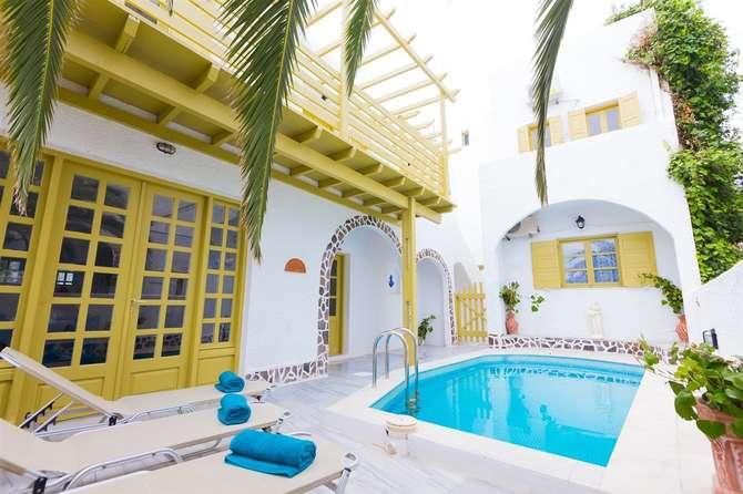 Sunny Days Hotel Fira