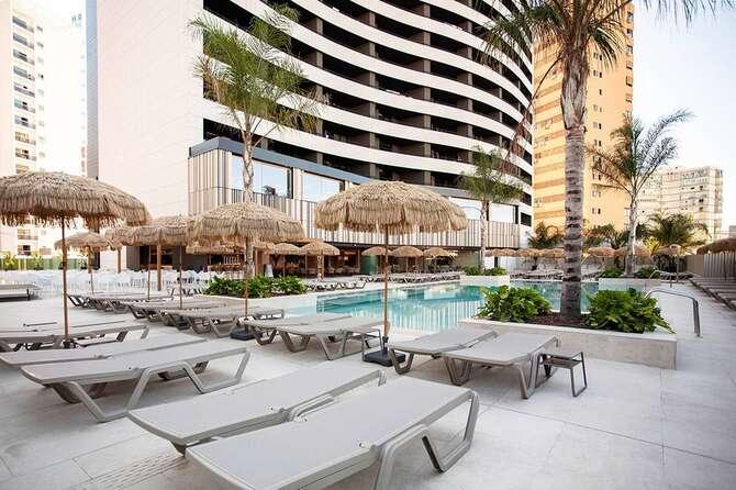 Hotel Primavera Park Benidorm
