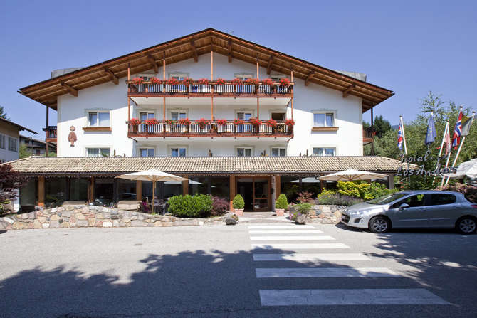 Hotel Los Andes Castello-Molina di Fiemme