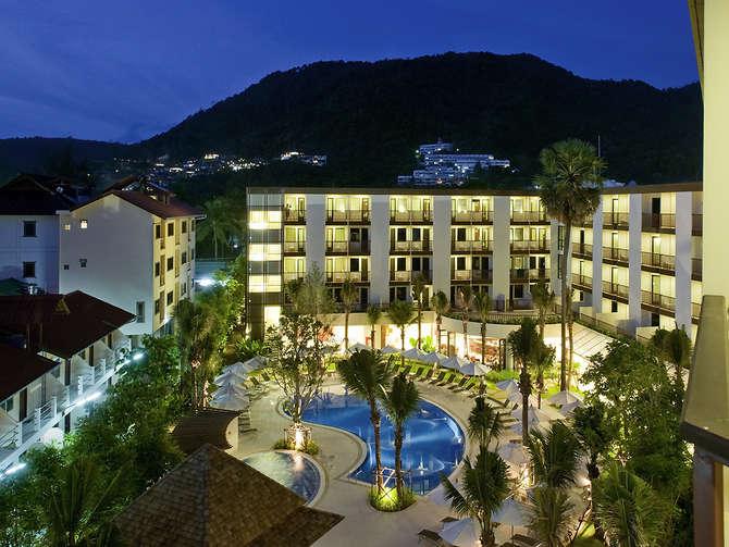 Hotel Ibis Phuket Patong Patong Beach