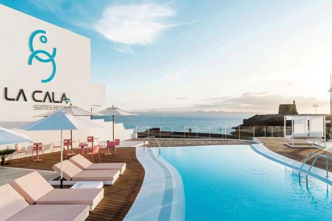 La Cala Suites Hotel Playa Blanca