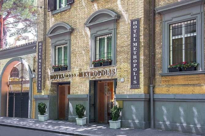 Hotel Metropolis Rome