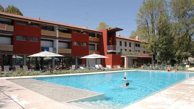 La Pergola Hotel & Dependance Lignano Sabbiadoro