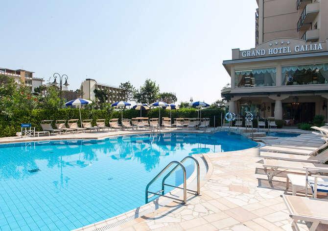 Grand Hotel Gallia Milano Marittima