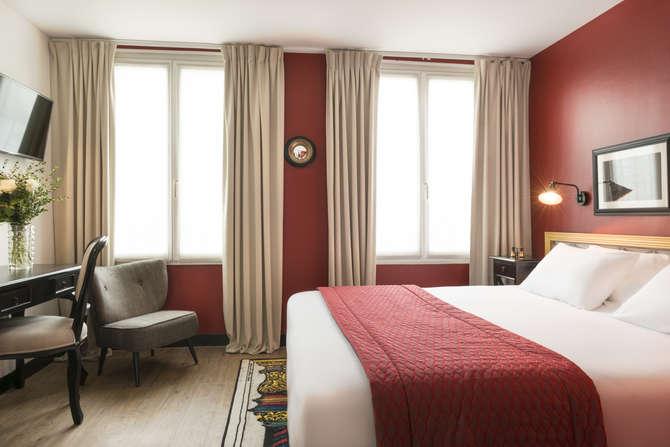 Sacha Hotel Parijs