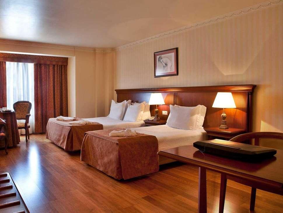 Turim Lisboa Hotel, 4 dagen