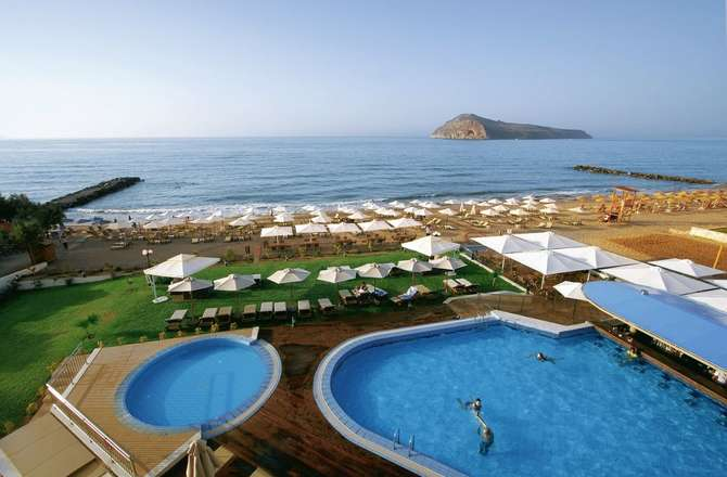 Thalassa Beach Resort Platanias