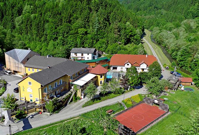 Bruckwirt Familiehotel Aigen im Mühlkreis