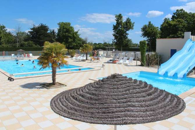 Camping Le Domaine D'oleron Agay