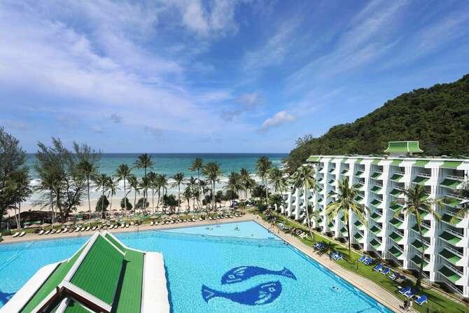 Le Meridien Phuket Beach Resort Karon Beach