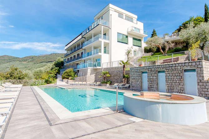 Hotel Benacus Riva del Garda