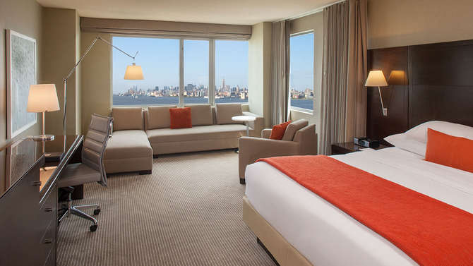 Hyatt Regency Jersey City on the Hudson New York City