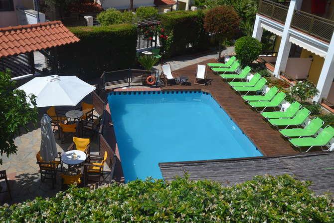 Hotel Ammon Garden Pefkochori