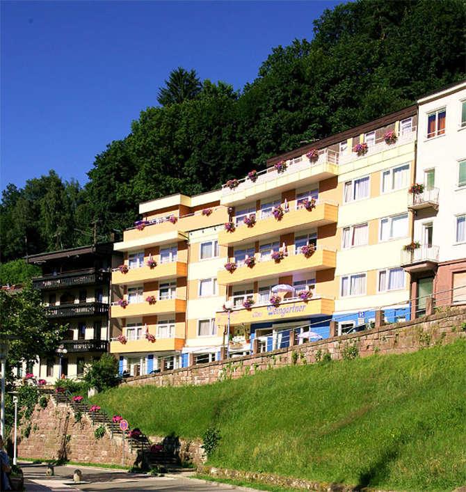 Hotel Weingartner Bad Wildbad im Schwarzwald