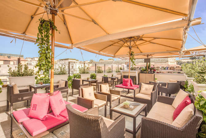 Hotel 87 Eighty-seven Rome