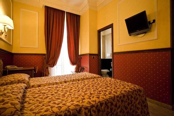 Hotel Donatello Rome