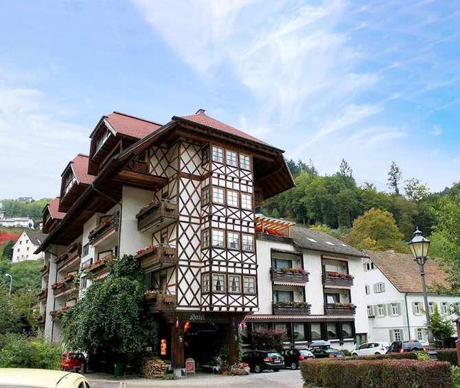 Hotel Restaurant Hirsch Bad Petersal Bad Peterstal-Griesbach