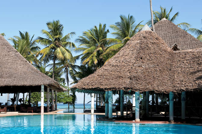 Neptune Village Beach Resort & Spa Diani Beach
