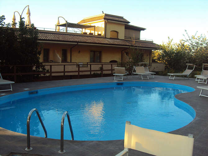 Hotel Cannamele Resort Parghelia