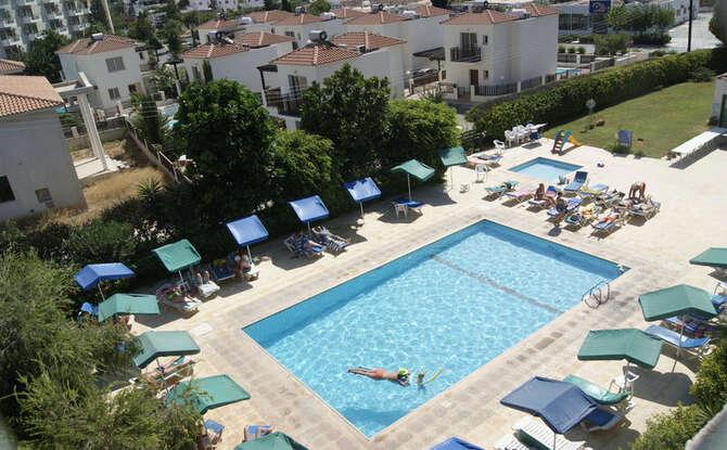 Mandalena Hotel Appartementen Protaras