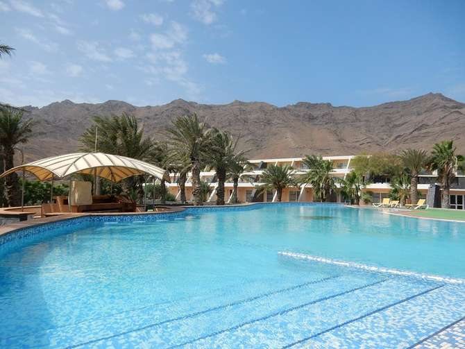 Foya Branca Resort Hotel Mindelo