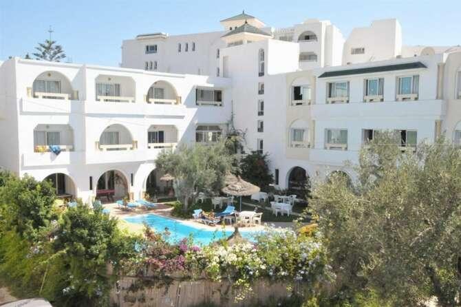 Residence Romane Hammamet