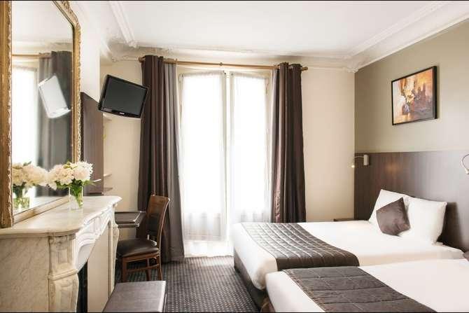 Hotel Corona Rodier Parijs