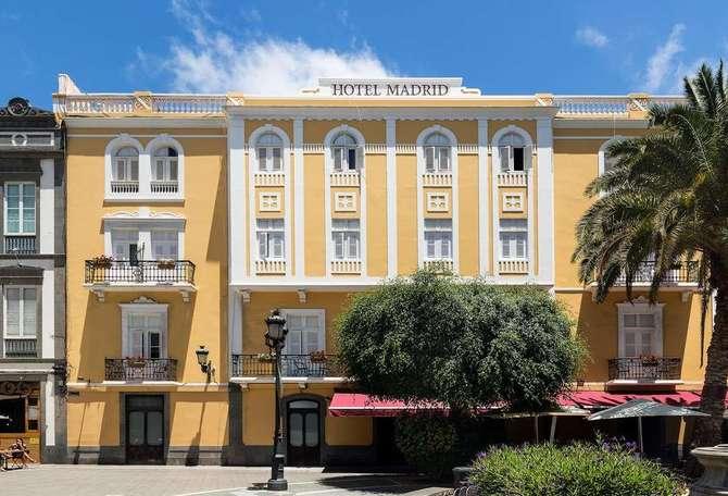 Hotel Madrid Las Palmas de Gran Canaria