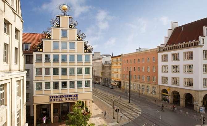 Steigenberger Hotel Sonne Rostock