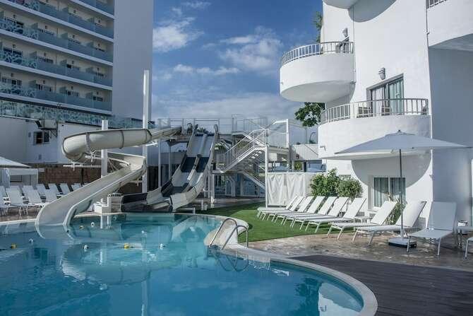 Villa Luz Family Gourmet & All Exclusive Hotel Gandia