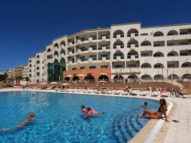 Hotel Appartementen Solaqua Albufeira