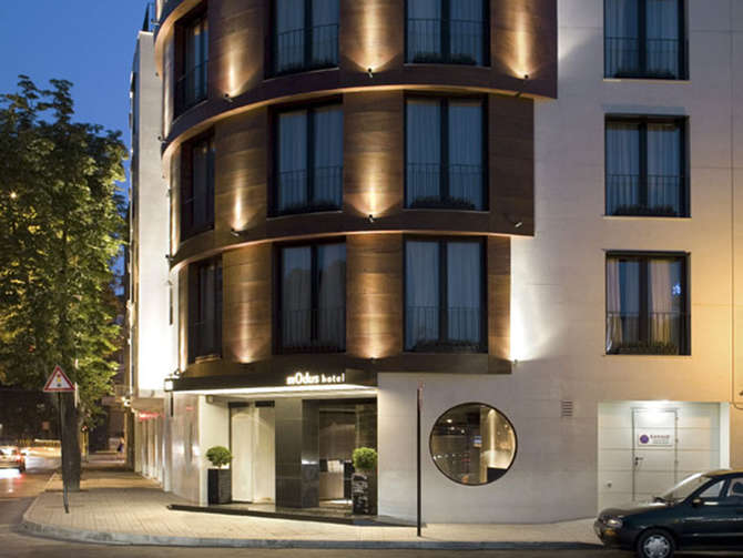 mOdus Hotel Sv. Konstantin i Elena