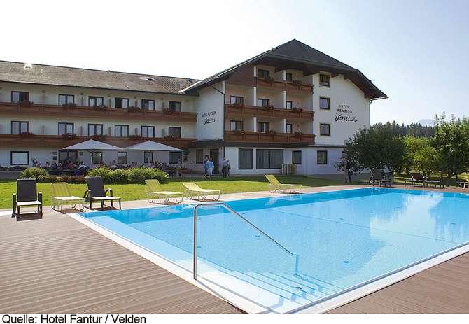 Hotel Fantur Velden am Wörthersee