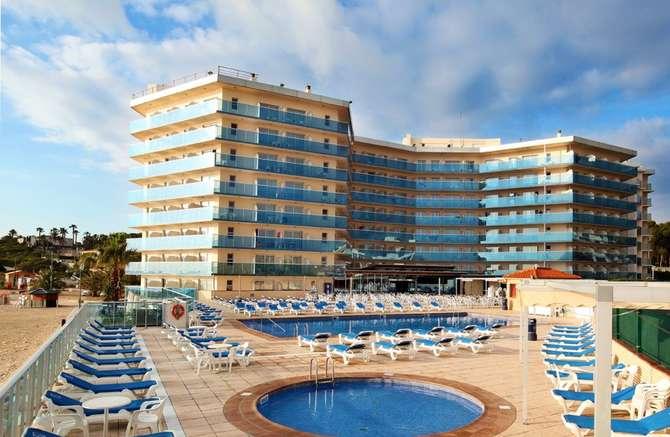 Hotel Golden Donaire Beach La Pineda