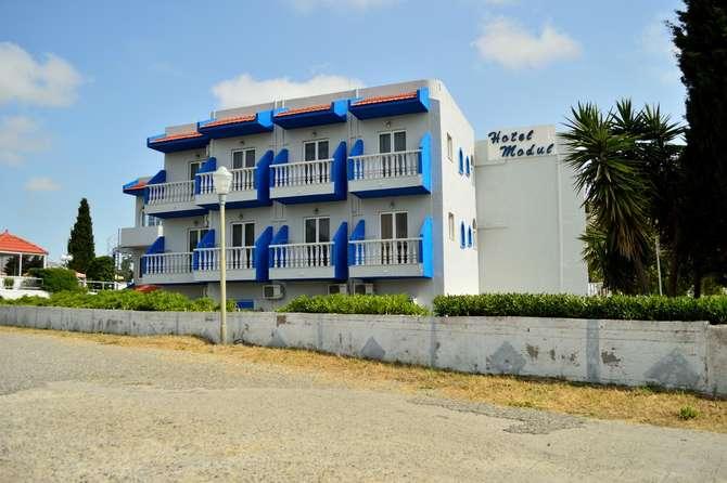 Modul Hotel Faliraki
