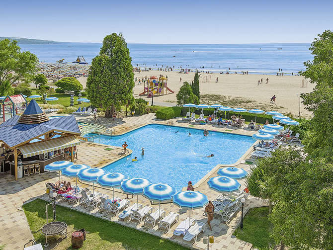 Hotel Dobrotitsa Albena