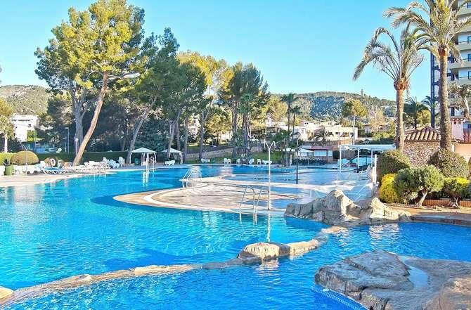 BQ Belvedere Hotel Cala Mayor