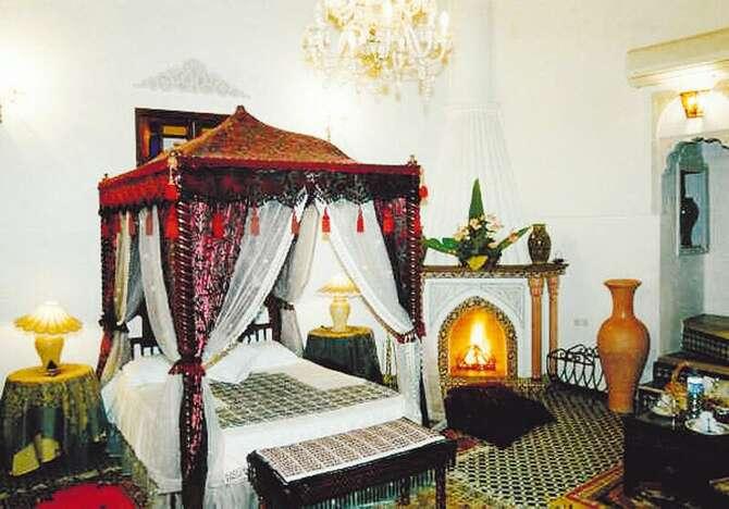 Riad Arabesque Luxury Small Hotel & Spa Fez